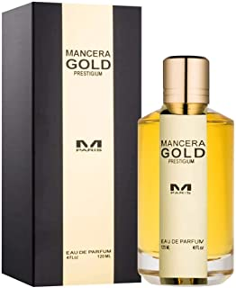 Gold Prestigium by Mancera Unisex perfume - Eau de Parfum, 120ml