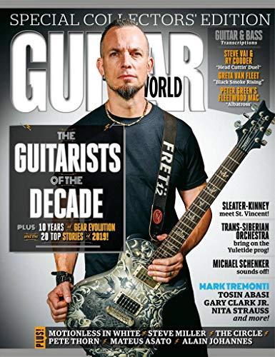 Guitar World 1year autorenewal