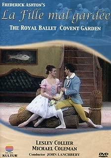Herold - La Fille Mal Gardee / Collier, Coleman, Shaw, Grant, Ashton, Royal Ballet