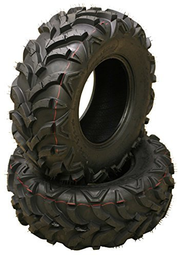 2 New AT MASTER ATV/UTV Tires 24x8-12 /6PR P341 - 10151