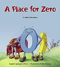 A Place for Zero (Charlesbridge Math Adventures)