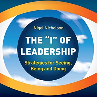 The I of Leadership cover art