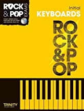 Trinity Rock & Pop Exams: Keyboards Initial Grade (With Free Audio CD) by Various (2012-01-23)