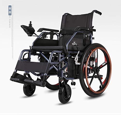 Y-L Gehandicapten Ouderen Lichtgewicht Vouwen Smart Drive Motor Normaal Rolstoel Elektrische Rolstoel voor Ouder
