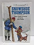 Snowshoe Thompson (An I Can Read Book)