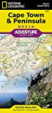 Cape Town and Peninsula [South Africa] (National Geographic Adventure Map, 3200)