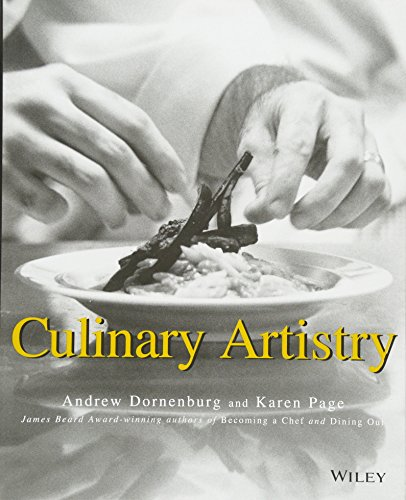 Compare Textbook Prices for Culinary Artistry 1 Edition ISBN 9780471287858 by Dornenburg, Andrew,Page, Karen