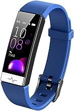 UIEMMY slim horloge IP68 Waterdichte Smart Armband Lichaamstemperatuur ECG PPG Smart Bands Hartslag Bloeddruk Zuurstofmoni...