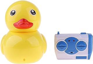 Homyl Remote Control Animal Water Toy in Bathtub Bathroom Pool for Boys and Girls (Duck)