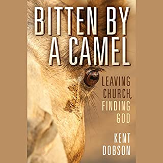 Bitten by a Camel audiobook cover art