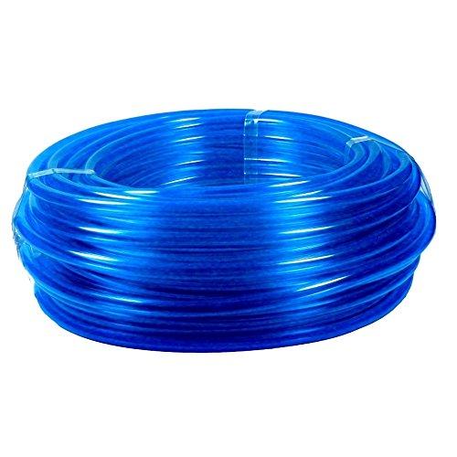 PVC-Druckluftschlauch mit Gewebeeinlage flexibel versch Größen+Längen METERWARE