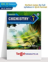 Std 12 Chemistry 1 Book   Science   Perfect Notes   HSC Maharashtra State Board   Based on the Std 12th New Syllabus of 2020 - 2021
