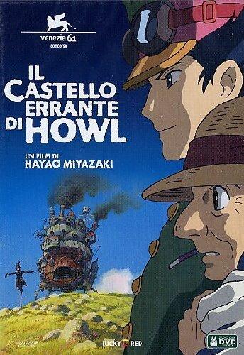 Il castello errante di Howl [IT Import]