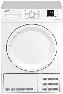 comprar comparacion BEKO DHS 8412 PA0 - Secadora (Independiente, Carga frontal, Bomba de calor, Blanco, Botones, Giratorio, 102 L)