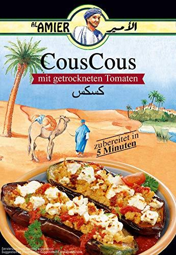 Al Amier CousCous mit getrockneten Tomaten 200 g