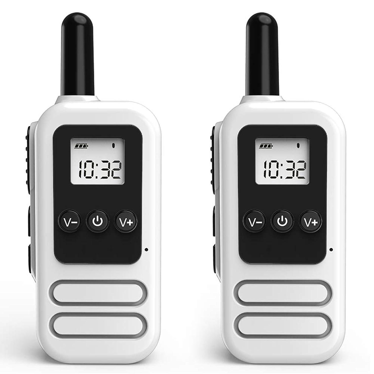 デンマーク語欠乏すべてトランシーバー 無線機 免許不要 特定小電力 超長距離タイプ 携帯型?簡単操作 C90 災害·地震 緊急対応 4台セット