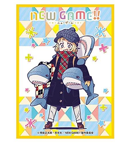 きゃらスリーブコレクションデラックス NEW GAME!! Part.3 (No.DX054)