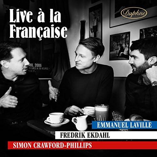 Simon Crawford-Phillips, Fredrik Ekdahl & Emmanuel Laville