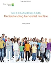 Brooks/Cole Empowerment Series: Understanding Generalist Practice (Book Only) by Kirst-Ashman Karen K. Hull Grafton H. (2014-03-14) Hardcover
