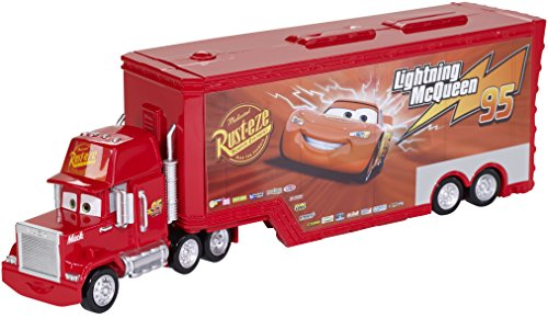 Cars 2 - Mack supercamión Pista (Mattel CDN64)