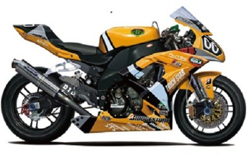 1/12 Bike Series SPOT Evangelion RT Eva-0 Kawasaki ZX-10R 2010 [Toy] (japan import)