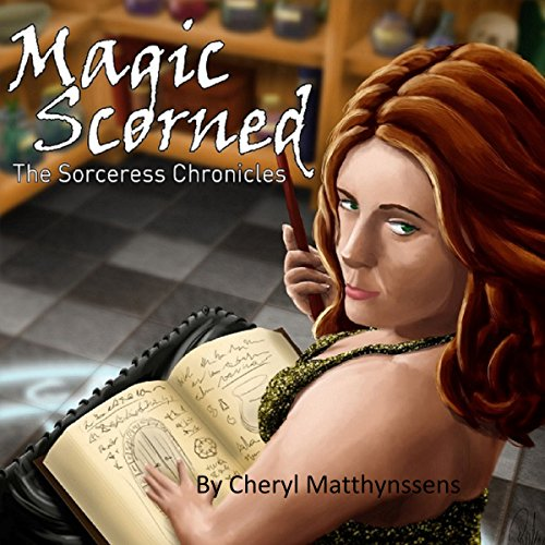 Magic Scorned audiobook cover art