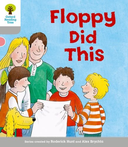 Oxford Reading Tree: Level 1: More First Words: Floppy Didの詳細を見る