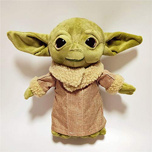 Zzlush Plüsch-Puppe Figur Spielzeug-Kissen-Tier, Film Star Wars Ragdoll Geschenke Kindergeburtstag senden Freundin Geschenk