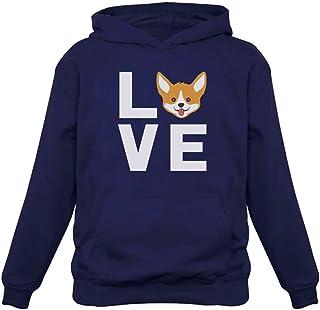 Tstars - Gift for Dogs Lover Corgi Dog - Animal Lover Women Hoodie