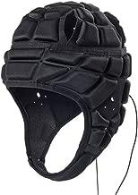 ompait Goalkeeper Rugby Helmet Headguard Headgear for Soccer Scrum Cap Head Protector Soft Helmet for Kids Youth