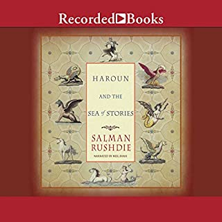 Haroun and the Sea of Stories                   By:                                                                                                                                 Salman Rushdie                               Narrated by:                                                                                                                                 Neil Shah                      Length: 4 hrs and 46 mins     312 ratings     Overall 4.1
