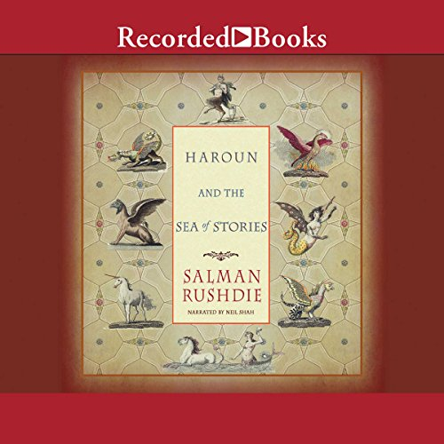Haroun and the Sea of Stories audiobook cover art