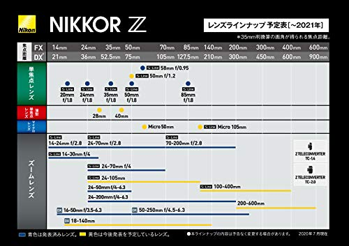 Nikon単焦点レンズNIKKORZ50mmf/1.8SZマウントフルサイズ対応Sライン