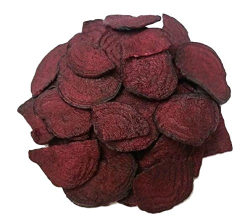 Beet Chips, Sea-Salted, No Color Added,...