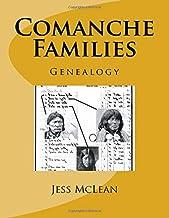 Comanche Families: Genealogy