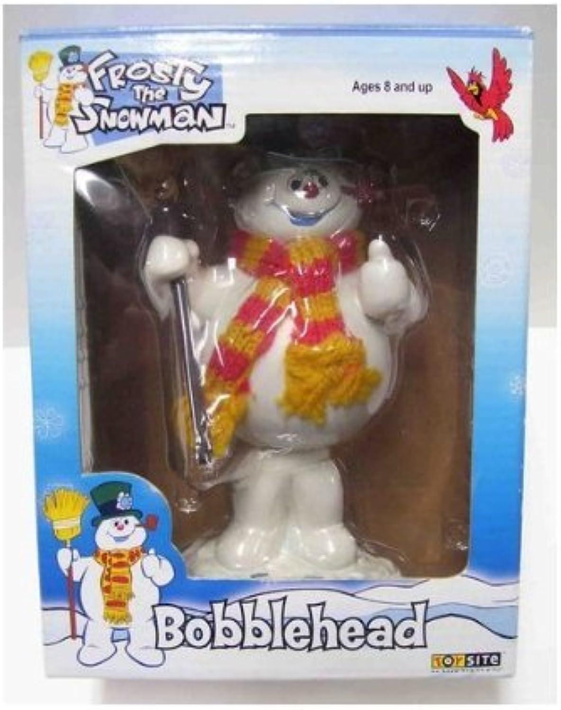 sorteos de estadio Frosty the the the Snowman Bobblehead by Frosty the Snowman Bobblehead  hermoso