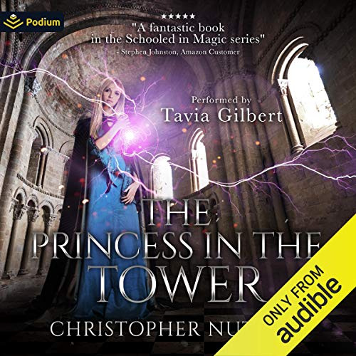 The Princess in the Tower cover art