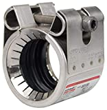 Grip L Coupling, 1-1/2 In Pipe Size
