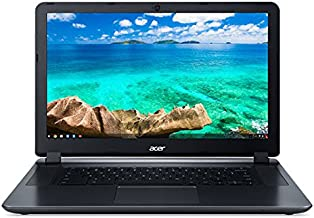 Acer CB3-531-C4A5 15.6 Chromebook - Celeron N2830 2.16 GHz - 2 GB RAM - 16 GB SSD - Textured Granite Gray
