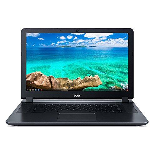 Acer CB3-531-C4A5 15.6 Chromebook - Celeron N2830 2.16 GHz - 2 GB RAM - 16 GB SSD - Textured Granite Gray