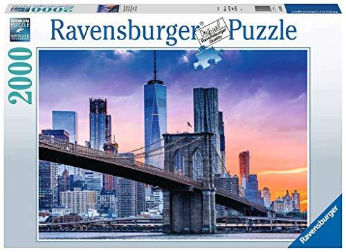 Ravensburger Puzzle - Da Brooklyn a Manhattan, 16011 2