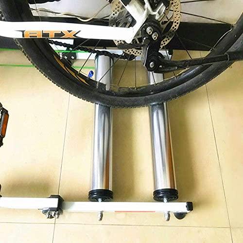 RRB Bike Trainer MTB Road Bicicleta Estación de Ejercicio Plegable Ciclismo Interior Rodillo Entrenador Road Machine RRB Fitness Trainer