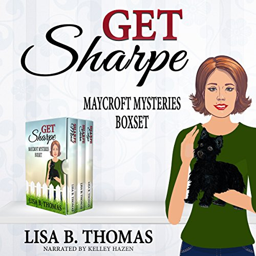 Get Sharpe: Maycroft Mystery Series Box Set audiobook cover art