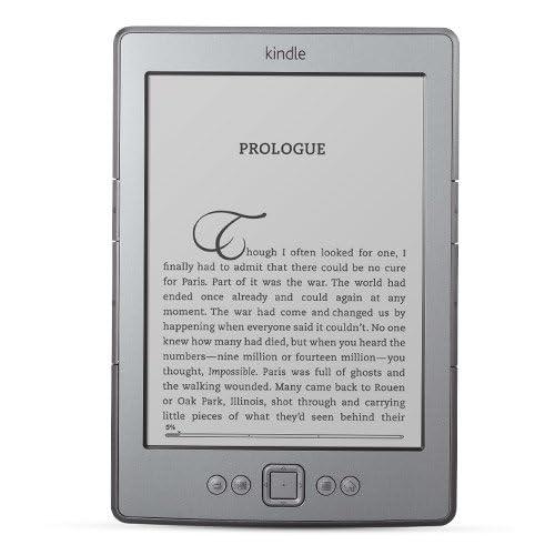 Kindle, Schermo da 6