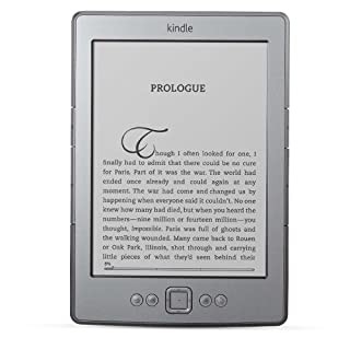 "Kindle, 6"" (15 cm), affichage encre électronique E Ink, Wi-Fi, gris (B0051QVF7A) 