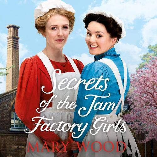 Secrets of the Jam Factory Girls cover art
