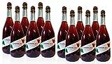 Lambrusco Dell' Emilia Amabile IGT rosé 6 x Bouteille (75 cl)