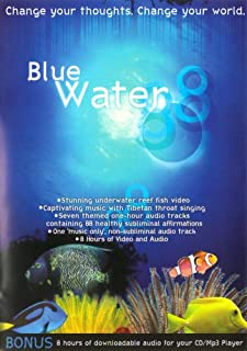 Blue Water 88: Subliminal Healing For Your Subconscious Mind