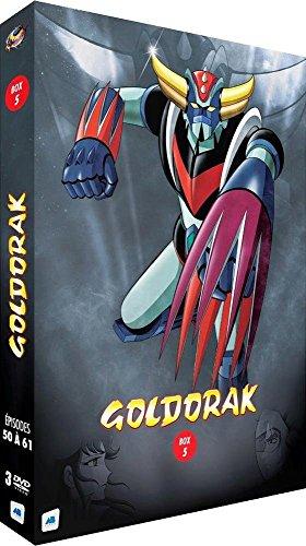 Goldorak-Box 5-Épisodes 50 à 61 [Version Non censurée]