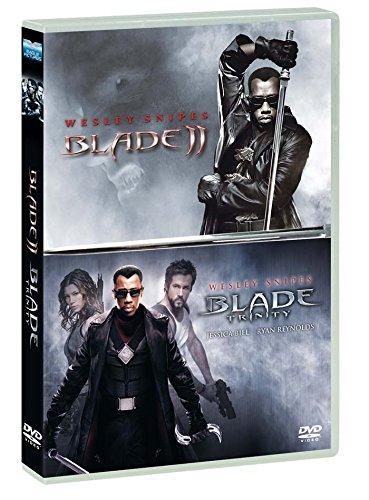 Blade 2, Blade Trinity (Box 2 Dv)